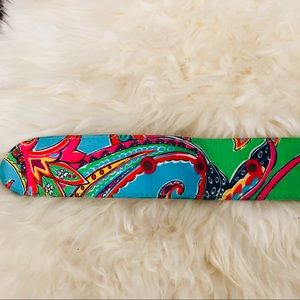 Lilly Pulitzer Accessories - Lilly Pulitzer Belt M